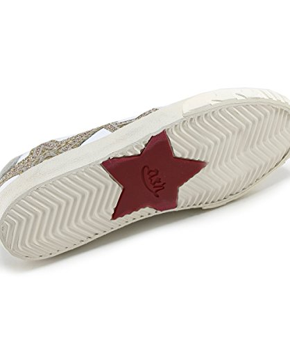 Sneakers Ash Motif Star Leather White Magic 1qX1F0