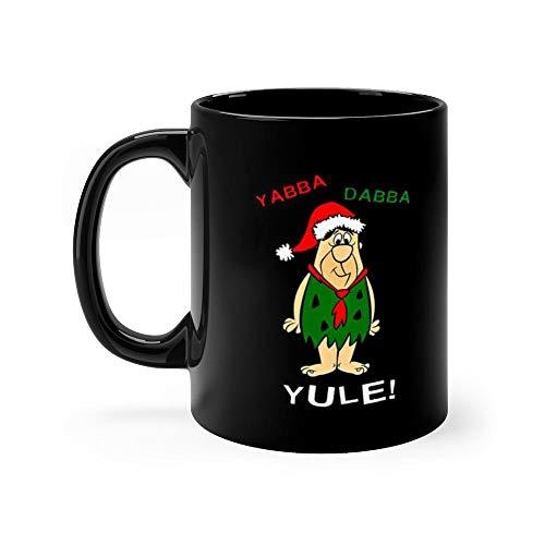 Extra Jolly Yabba Dabba Yule! Mug Coffee Mug 11oz Gift Tea Cups 11oz Ceramic Funny Gift -