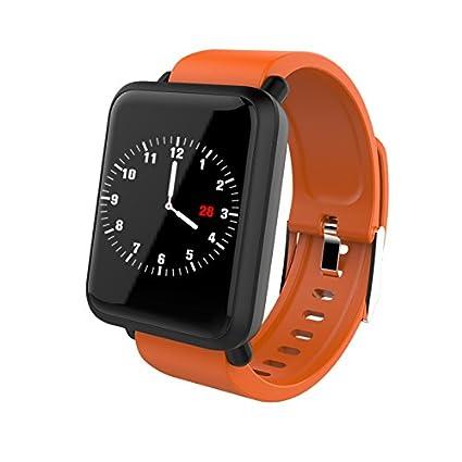BONAE Reloj de teléfono Inteligente, Deportes al Aire Libre Reloj IP67 Impermeable múltiples Funciones múltiples