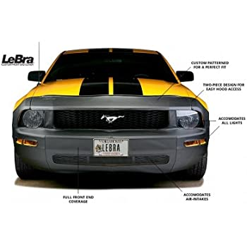 LeBra 55137601 Front End Mask Cover