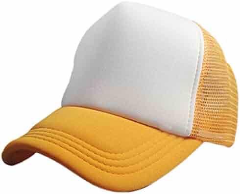 c6d82b4c7cad8 Jophufe Baseball Cap Classic Cotton Dad Hat Plain Cap Low Profile Adult Mesh  Cap Sun Hat