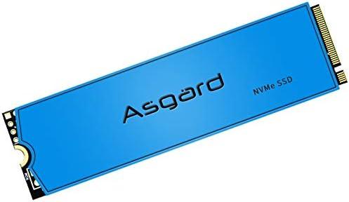 Asgard 1TB AN3 High Performance NVMe M.2 Internal Gaming SSD Metalic Blue R/W 3200/2000MB/s