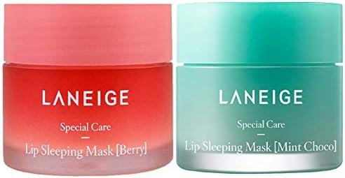 Laneige Lip Sleeping Mask (Berry 20g & Mint Choco 20g)