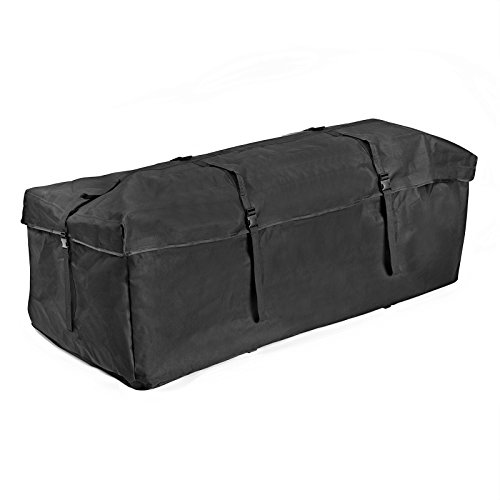 Direct Aftermarket Weather and Water Resistant Cargo Carrier Bag 58'' x 20'' x 19.5'' by Direct Aftermarket