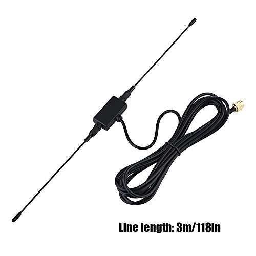 433MHZ GSM GPRS Signal Antenna, SMA Male Plug Signal Amplifier, Pure Copper Connector Material, Cable by Mugast (Image #2)