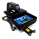 3d heat press - 110V Multi-functional Auto Open Pneumatic Heat Press Machine 3D Sublimation Vacuum Heat Transfer Machine For T shirts phone cases,plate bottles, mugs