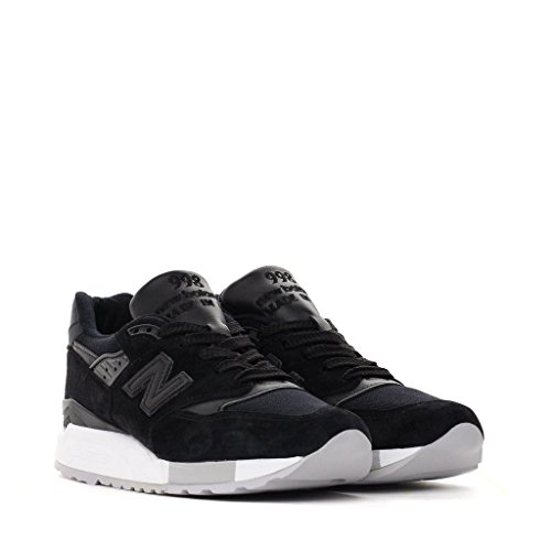In Ml998v1 grijs zwart The Mens Balance New Usa Made schoenen Classics xtgYZqzA