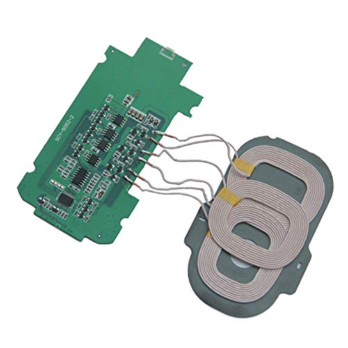 Cargador Inalambrico Celular - Modulo Electronico 3 Bobinas