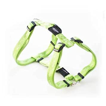 Rogz Alpinist SJ21 G Dog Harness - Small/S, Green: Amazon.co.uk: Pet