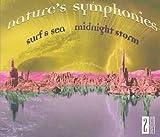 Nature's Sym: Surf & Sea & Midnight Storm
