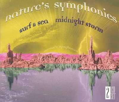 Nature's Sym: Surf & Sea & Midnight Storm by Nature (Image #1)