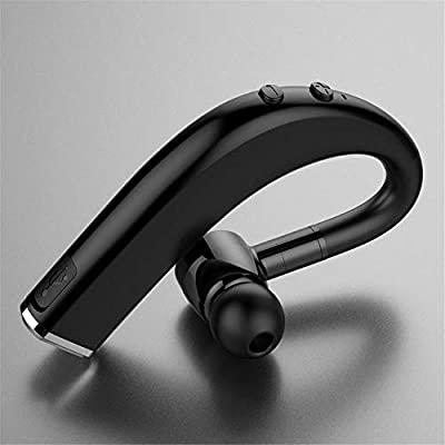 KingTo Wireless Headphones Bluetooth 5.0 True Wireless Bluetooth 5.0,Sweatproof Sport Headset,Fast Charging CVC 8.0 Noise Cancelling Earphone - Black: Clothing