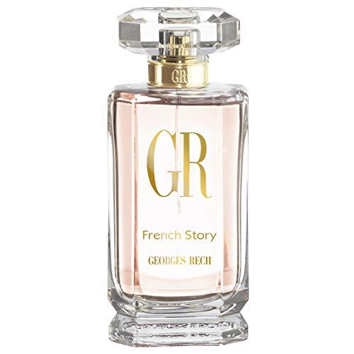 Georges Rech French Story Eau de Parfum Spray for Women, 3.3 Ounce