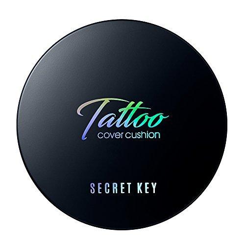 Full Coverage Foundation Makeup Powder cosmetics Sponge Concealer Sensitive Dry Skin 15g 23 Natural Beige secretkey