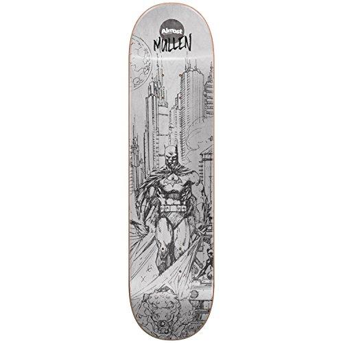 ALMOST Pencil Sketch Deck, Rodney Mullen, Size 8.0