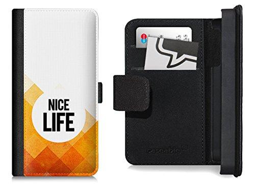 Design Flip Case für das iPhone 6 Plus - ''Nice Life'' von Claus-Peter Schöps