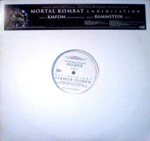 Megalomaniac / Engel [Mortal Kombat: Annihilation DJ Promo]