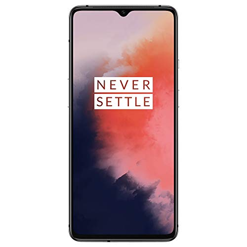 OnePlus 7T – Double Sim – 128Go, 8Go RAM – Frosted Silver