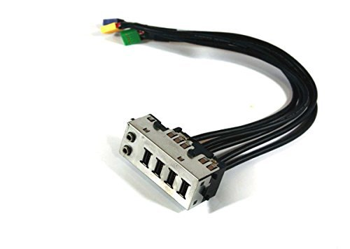 - HP Pro6300 FRONT I/O USB Audio Panel 628565-001