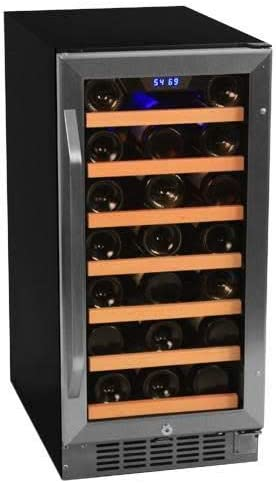 EdgeStar-30-Bottle-Built-In-Wine-Cooler