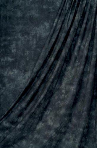 SUPERIOR SPECIALTIES クラシックモスリン背景 - チャコール 10 フィート x 12 フィート (3 x 3.6m)   B07P25649T