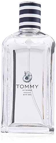 Tommy Hilfiger Summer Eau de Toilette Spray for Men, 3.4 oz (Tommy Summer Cologne)