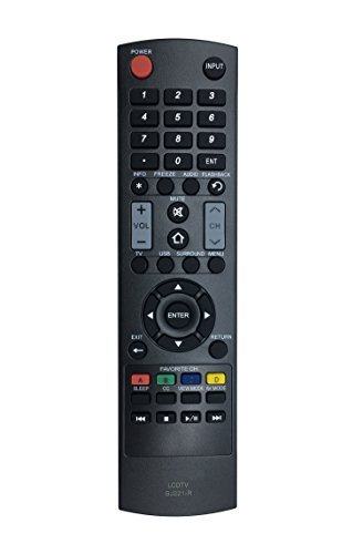 SHARP GJ221R TV Remote Control