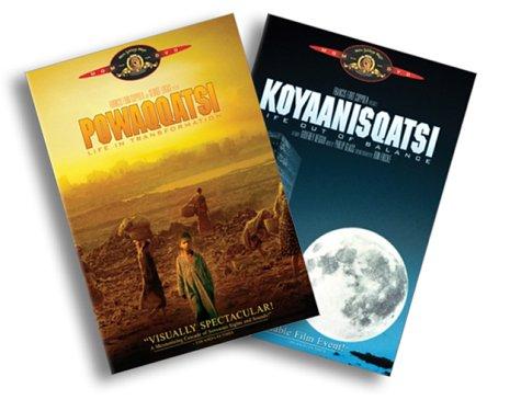 Koyaanisqatsi / Powaqqatsi (2 Pack) (Philip Glass Koyaanisqatsi)