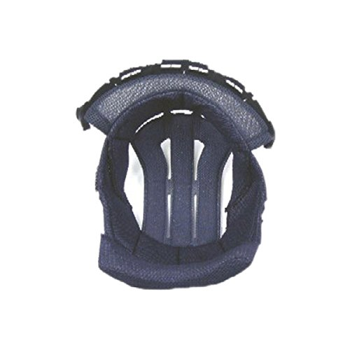 Shoei Hornet/VFX-DT Center Pad Off-Road Motorcycle Helmet Accessories - Black/X-Small by Shoei