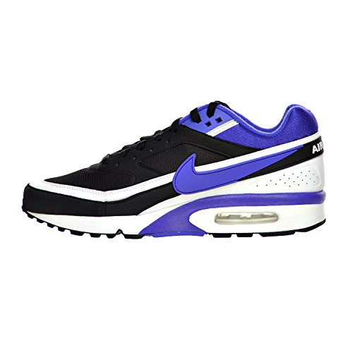 Nike Air Max BW Og, Scarpe da Corsa Uomo Black, Persian Violet-wite