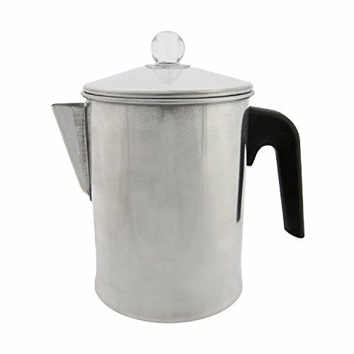 Learn More About Primula TPA-3609 9 Cup Coffee Percolator, Aluminum