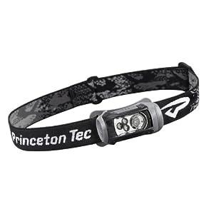 Princeton Tec Remix LED Headlamp (300 Lumens, Black w/Red LEDs)