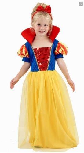 Disfraz de Blancanieves niña. Disney princesa. Carnaval ...