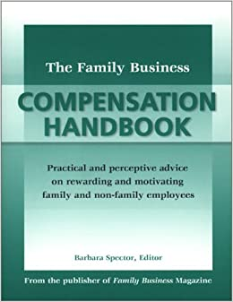 The family business compensation handbook barbara spector the family business compensation handbook 5000 free shipping fandeluxe Choice Image