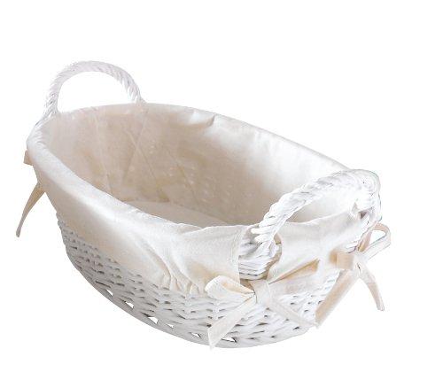 Frank-Flechtwaren-Cesta-para-pan-diseo-ovalado-color-blanco