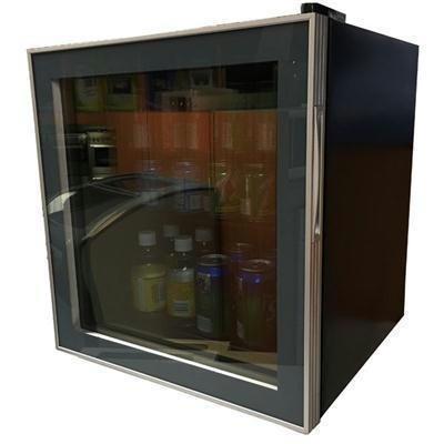 1.7 CF Beverage Cooler