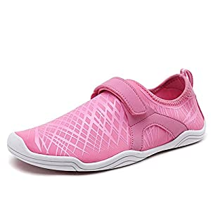 DREAM PAIRS Quick-Dry Water Shoes Sports Walking Casual Sneakers for Women