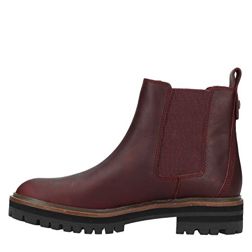 Scarpe Scarponcini Beatles Donna Bordeaux A1s91 Timberland Light Rosso qxAwBgAt