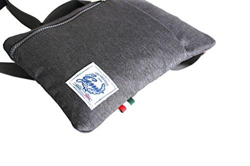 GIANMARCO VENTURI - Tarjetero  gris gris Unica