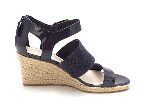 Casual Womens Toe Haan Blue Open Kendallsam Denim Dark Cole Sandals Espadrille xH6PfwqXq