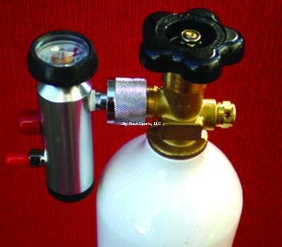 Keepalive Oxygen Regulator, Full Size