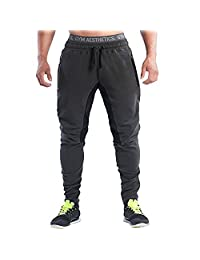Men's Joggers Pants Gym Sport Training Pants Fitness Running Trousers