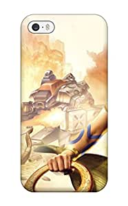 Tough Iphone DZqWwfl111RwZTn Case Cover/ Case For Iphone 5/5s( Empire Earth )
