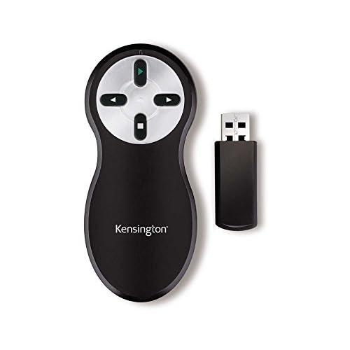 chollos oferta descuentos barato Kensington K33373EU Presentador Inalámbrico Sin Laser y con Usb Compatible con Windows y Macos Rango 20 m