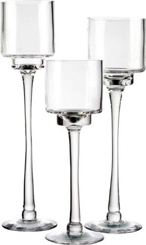 candle holder glass. Black Bedroom Furniture Sets. Home Design Ideas