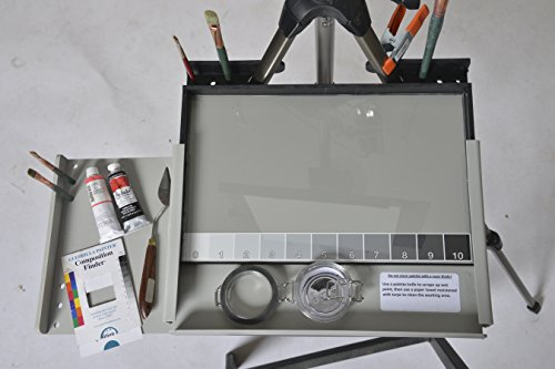 advanced series en plein air pro oil acrylic easel package with