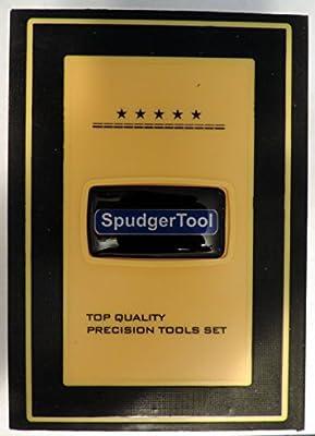 SpudgerToolCom Mini Universal Electronics Tool Kit for Computer, Laptop, Notebook, Android, iPhone, Tablet, Multipurpose 28 Precision Screwdrivers