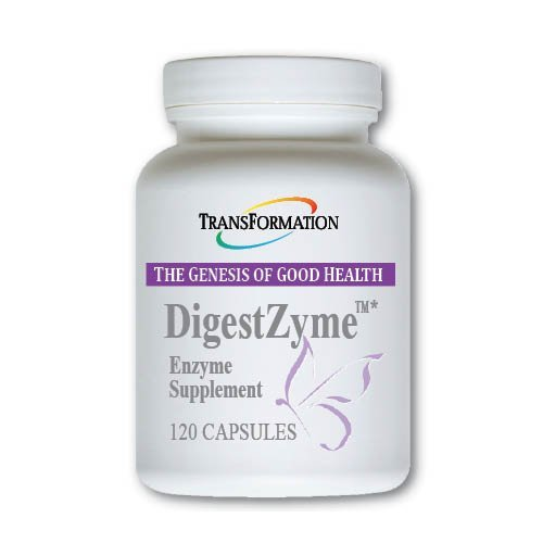 Transformation Enzymes DigestZyme – Support Digestion During Pregnancy and Lactation and Children's Digestive Issue (120) For Sale