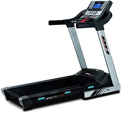 Bh Fitness - Cinta de correr i.f1 run dual + dual kit t: Amazon.es ...