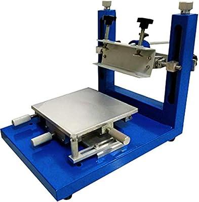 Precision Manual Stencil Printer , SMT Screen Printing Machine, Print Table